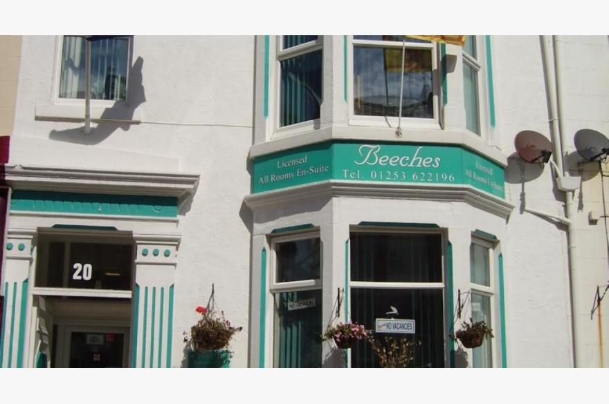 Hotels On Hull Road Blackpool