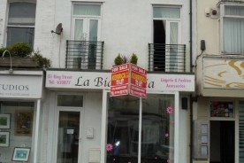 Empty Shop & Flat/house Retail Freehold For Sale - Main Image