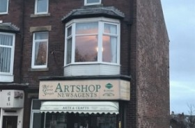 3 Bed Newsagents Retail Freehold For Sale - Main Image