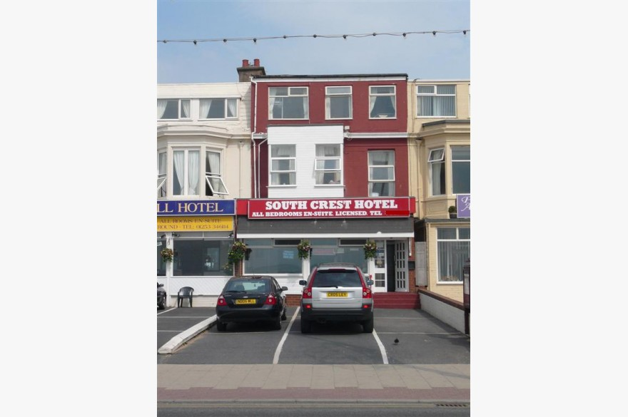 Freehold Hotel For Sale In Blackpool